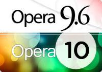 Upgrad Opera 9.27 na 9.50
